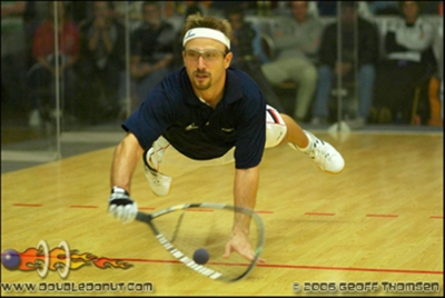 Racquetball Photo: 2006 US OPEN Coverage   Mens Finals