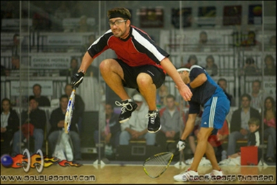 Racquetball Photo: 2006 US OPEN Coverage   Mens Quarterfinals