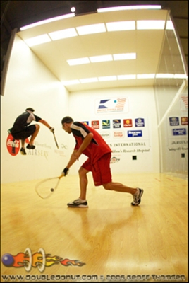Racquetball Photo: 2006 US OPEN Coverage   Mens Semifinals