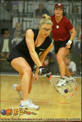 Racquetball Photo: 2006 US OPEN Coverage   Womens Semifinals & Finals