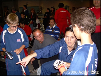 Racquetball Photo: 2006 World Juniors   Pictures