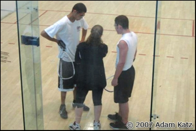 Racquetball Photo: 2007 Junior Nationals   Photos